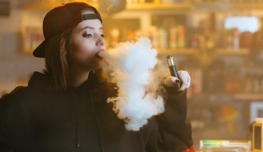 電子タバコを未成年が吸ったらダメな理由