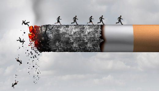 タバコを吸うことで心配される健康への様々な害