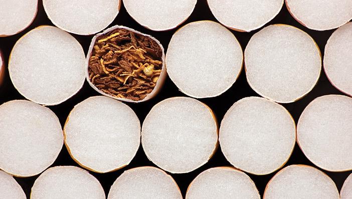 発ガン性物質も含むタール