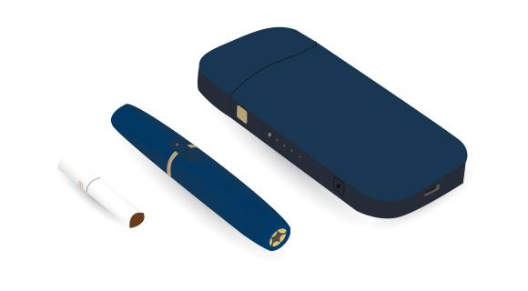加熱式タバコ(ニコチン入り)