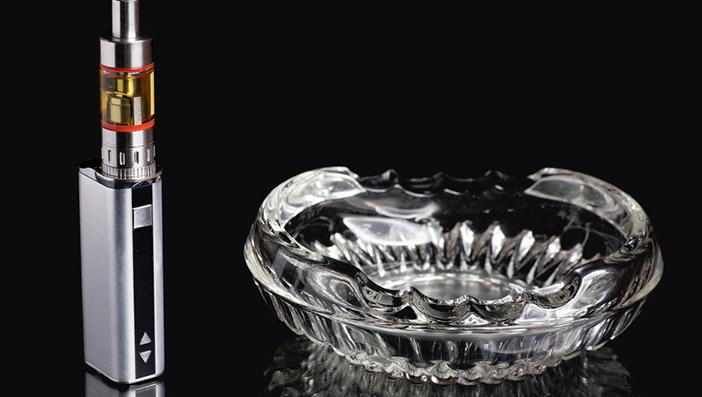 加熱式タバコは禁煙席での喫煙は禁止されている