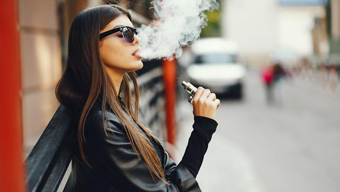 禁煙の第一歩は電子タバコを吸うこと
