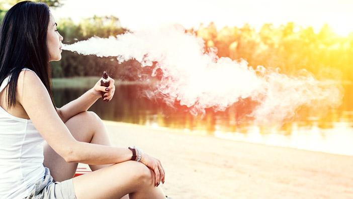 爆煙にすればリキッドの消費が激しくなる点に注意