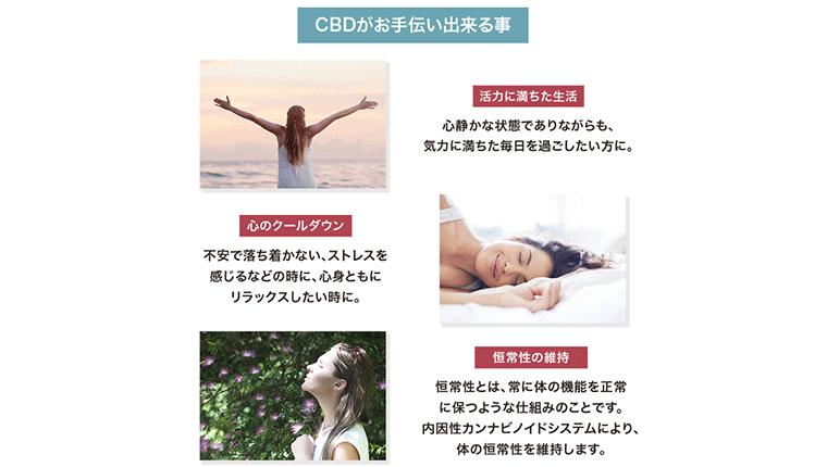 EMILI-CBD(エミリ-CBD)はどういう人にオススメ?