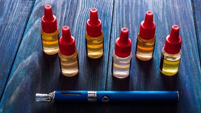 電子タバコの自作リキッドを作る際の注意点