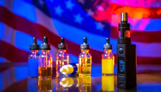 アメリカで電子タバコ(VAPE)が原因で死亡したケース・状況・対処法など